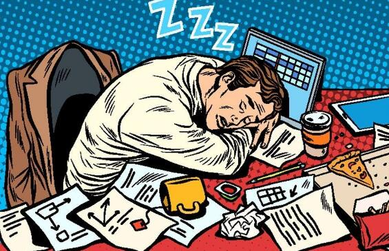 Fatigue is a phenomenon of body poisoning?