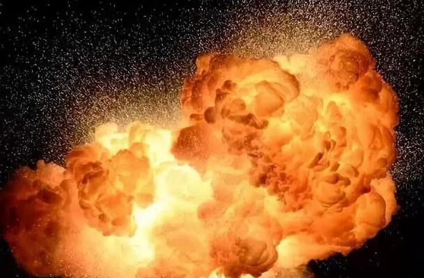 Ever heard that flour can also explode?