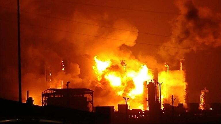 White sugar exploded, destroying the century-old American sugar factory in 15 minutes. Why is this happening?